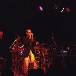 Dik, Pete Hicks, Steve Hackett; Boston 1980