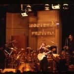 Dik, John Shearer, Steve Hackett, Pete Hicks; Montreux 1980