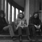 Al Schmidt, Pete Berryman, Dik; Norwich, 1972