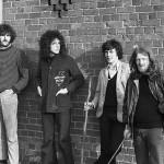Dik, Al Schmidt, Ken Smith, Tim Phillips; Blackmires Farm, 1971