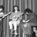 Ken Smith, Dik, Al Schmidt; Norwich, 1971