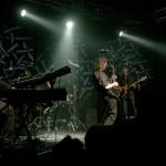 Roger King, Gary O'Toole, Steve Hackett, Dik, Rob Townsend; Lugano 'Estival' 2009